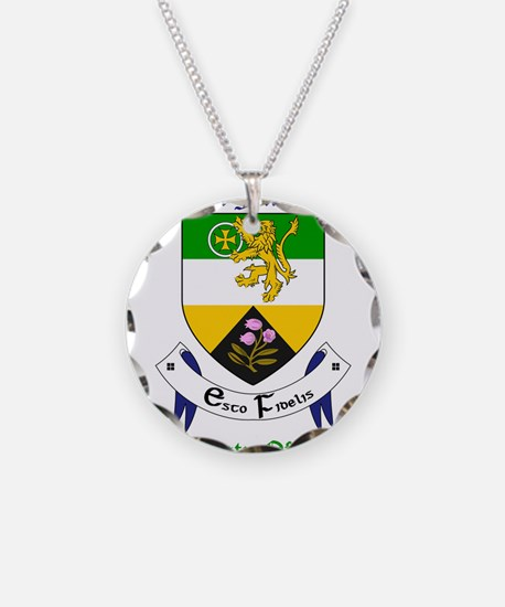Ui Failge - County Offaly Necklace