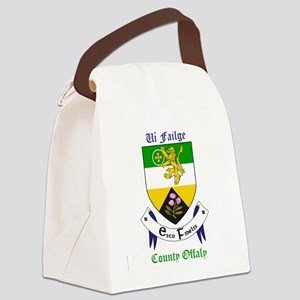Ui Failge - County Offaly Canvas Lunch Bag