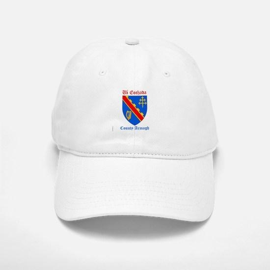 Ui Eochada - County Armagh Baseball Baseball Baseball Cap