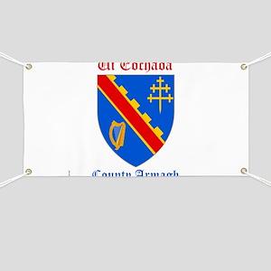 Ui Eochada - County Armagh Banner