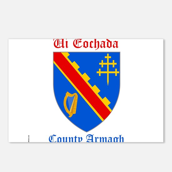 Ui Eochada - County Armagh Postcards (Package of 8