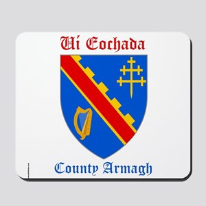 Ui Eochada - County Armagh Mousepad