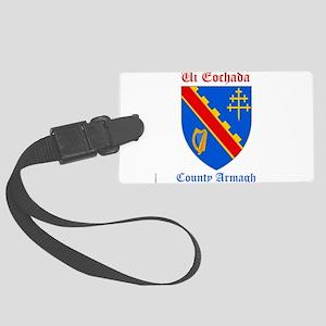 Ui Eochada - County Armagh Luggage Tag