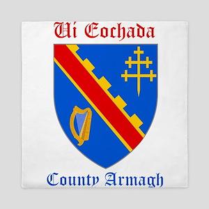 Ui Eochada - County Armagh Queen Duvet