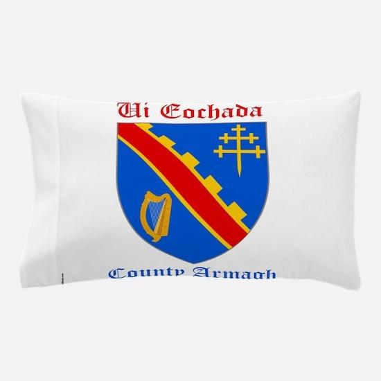 Ui Eochada - County Armagh Pillow Case