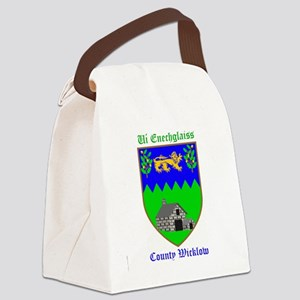 Ui Enechglaiss - County Wicklow Canvas Lunch Bag