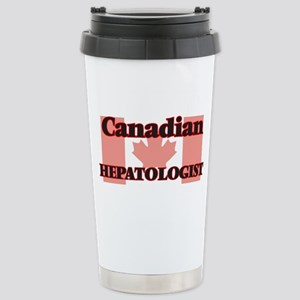 Canadian Hepatologist Stainless Steel Travel Mug