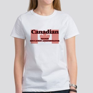 Canadian Higher Education Administrator T-Shirt