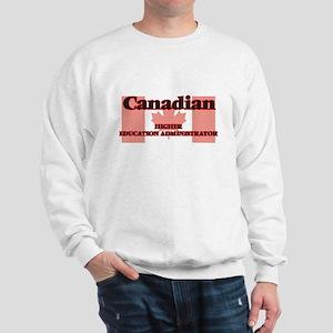 Canadian Higher Education Administrator Sweatshirt