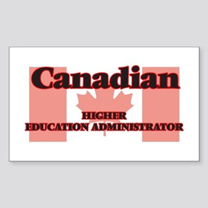 Canadian Higher Education Administrator Sticker