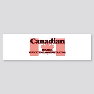 Canadian Higher Education Administr Bumper Sticker