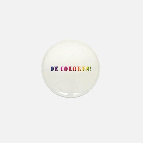 DeColores! Mini Button