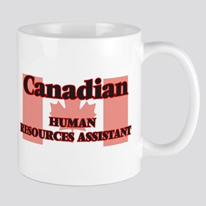 Canadian Human Resources Assistant Mugs
