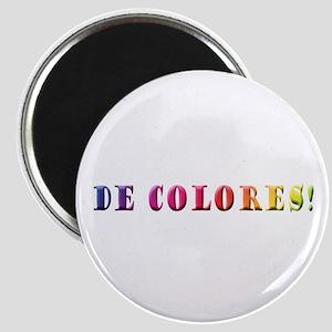 DeColores! Magnet