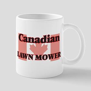 Canadian Lawn Mower Mugs