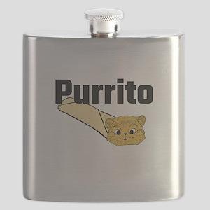 Purrito Flask