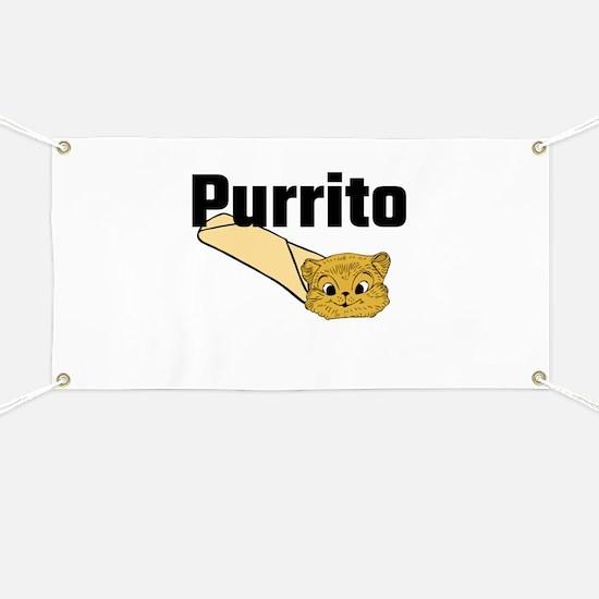 Purrito Banner