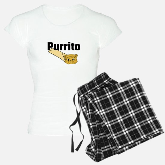 Purrito Pajamas
