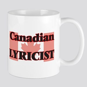 Canadian Lyricist Mugs
