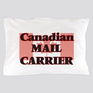 Canadian Mail Carrier Pillow Case
