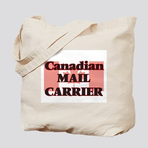 Canadian Mail Carrier Tote Bag