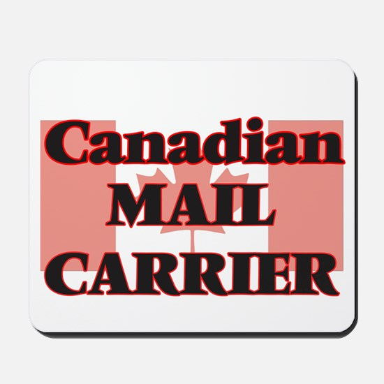 Canadian Mail Carrier Mousepad