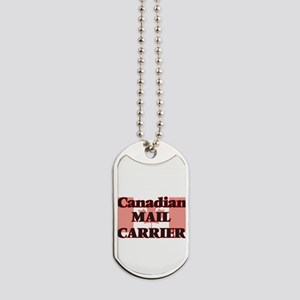 Canadian Mail Carrier Dog Tags