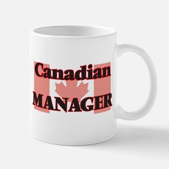 Canadian Manager Mugs