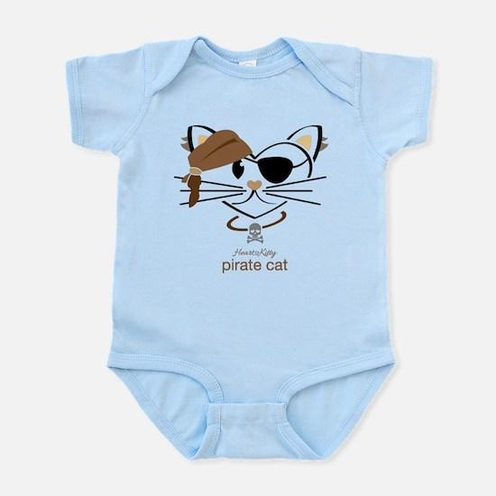 Pirate Cat Body Suit