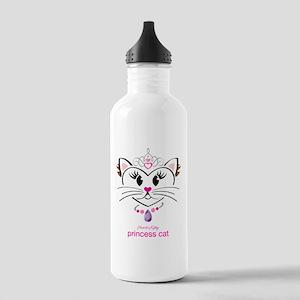 Princess Cat Water Bottle