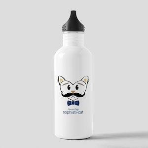 Sophisti-Cat Water Bottle
