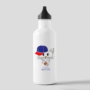 Sport Cat Water Bottle