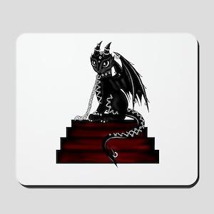 latex dragon Mousepad