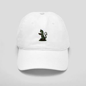 Bookworm Dragon Cap