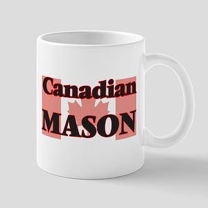 Canadian Mason Mugs