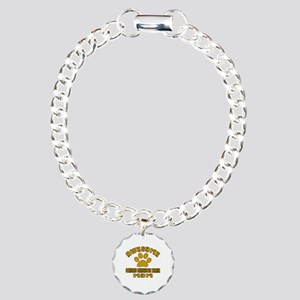 Awesome Standard Manches Charm Bracelet, One Charm