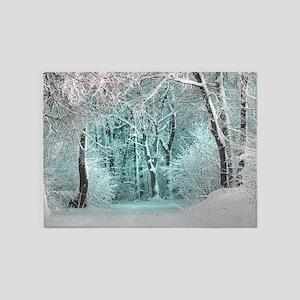 Another Winter Wonderland (2) 5'x7'Area Rug