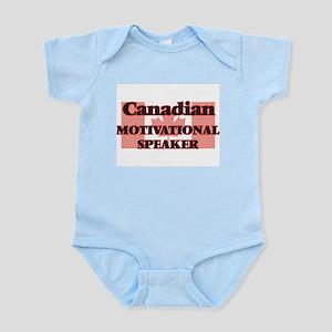 Canadian Motivational Speaker Body Suit