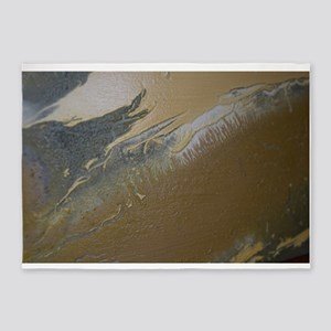 Gold Glaze 5'x7'Area Rug