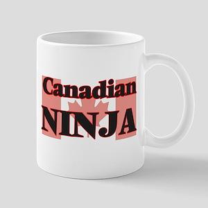 Canadian Ninja Mugs