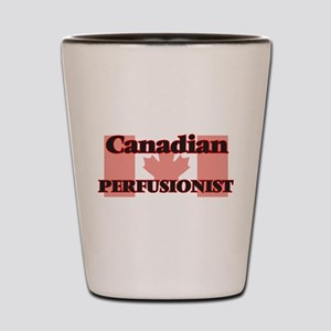 Canadian Perfusionist Shot Glass