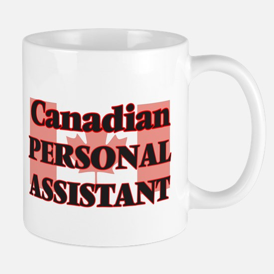 Canadian Personal Assistant Mugs