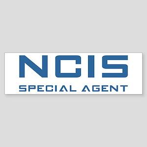 NCIS SPECIAL AGENT Bumper Sticker