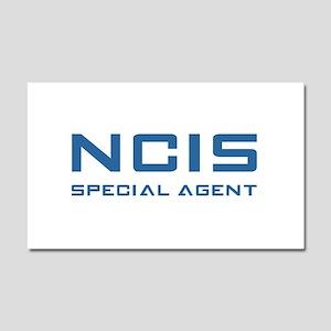 NCIS SPECIAL AGENT Car Magnet 20 x 12