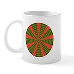 Holiday Pattern 001 Mug