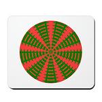 Holiday Pattern 001 Mousepad