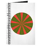 Holiday Pattern 001 Journal