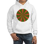 Holiday Pattern 001 Hooded Sweatshirt