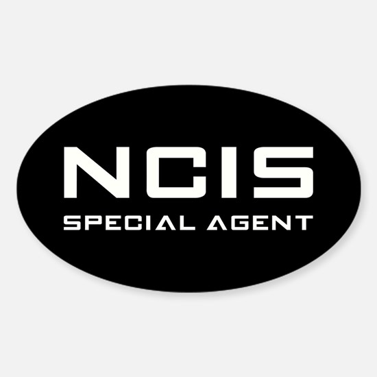 NCIS SPECIAL AGENT Decal