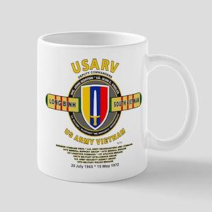 UNITED STATES ARMY USARV LONG BIHN SOUT Mugs